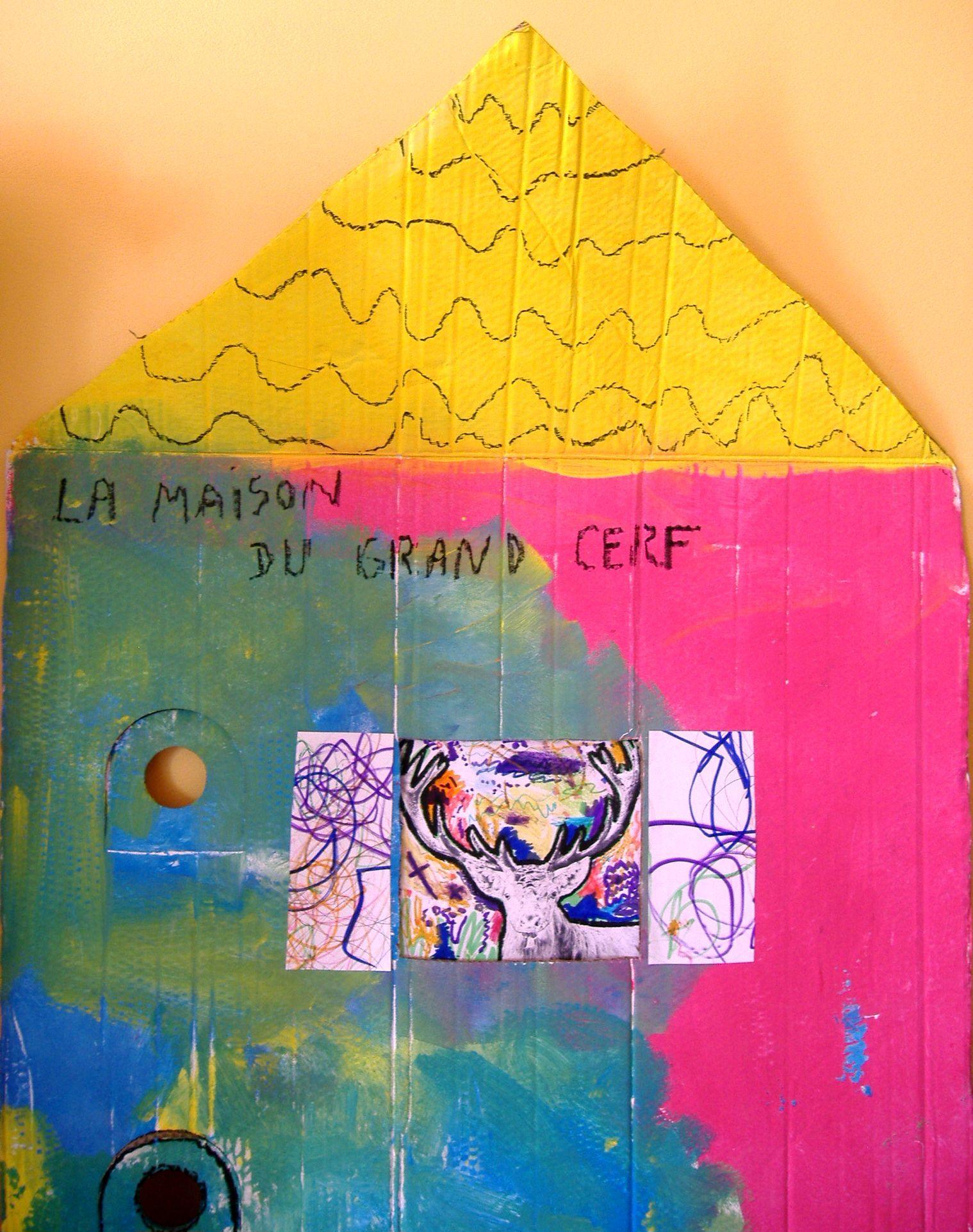 La maison du Grand Cerf