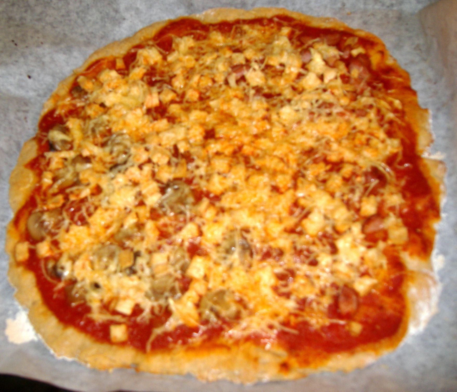 faire une pizza quot maison quot comment faire une pizza