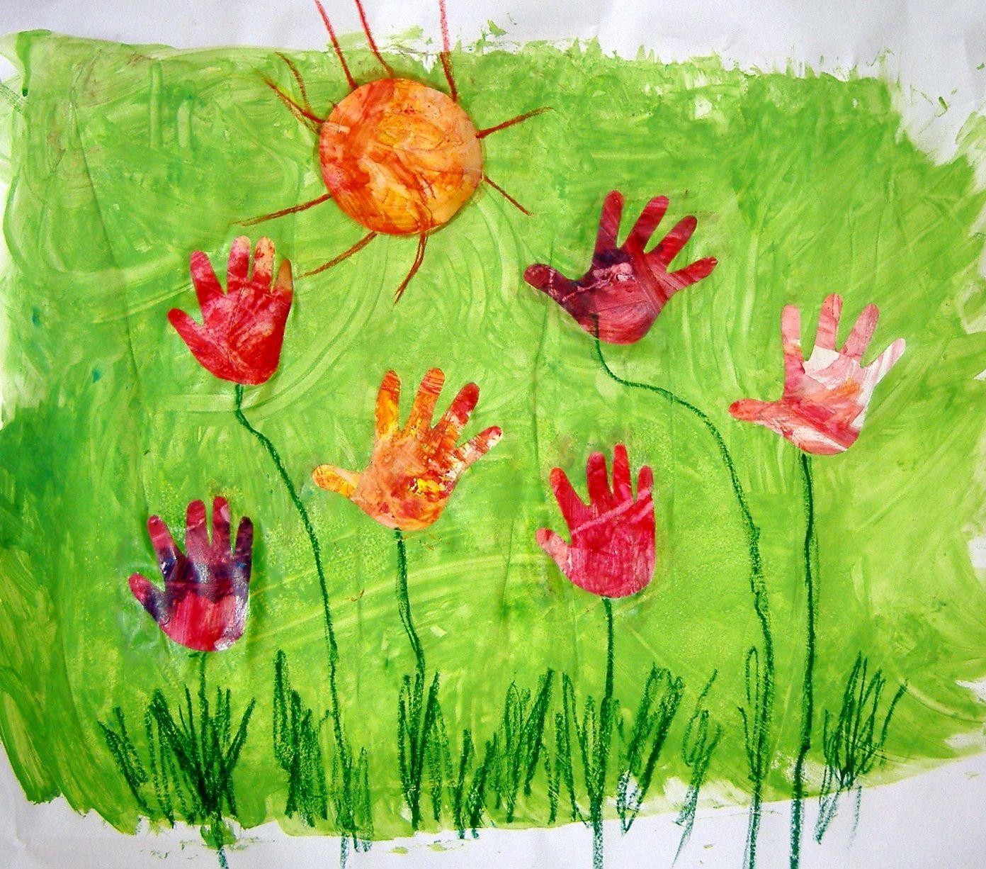 Au printemps et pour paques page 3 - Fleurs printemps maternelle ...